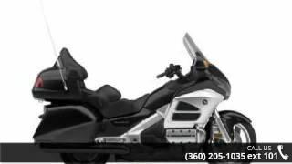 8. 2015 Honda GOLD WING AUDIO COMFORT Navi XM ABS  - Pro Cal...