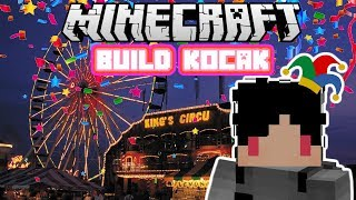 Video Minecraft Indonesia - Build Kocak (43) - Pasar Malam! MP3, 3GP, MP4, WEBM, AVI, FLV Oktober 2017
