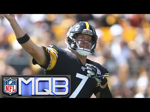 Video: Big Ben is officially OUT for the season and Drew Brees is set to MISS 6 weeks | NFL Monday QB