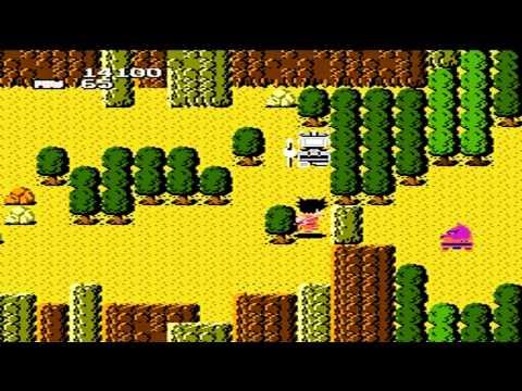 Dragon Ball : Le Secret du Dragon NES