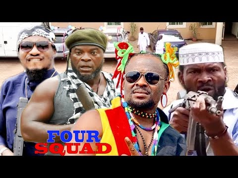 Four Squad Season 2 - Zubby Micheal|2019 Movie| Latest Nigerian Nollywood Movie