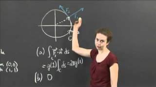Flux Across A Curve | MIT 18.02SC Multivariable Calculus, Fall 2010