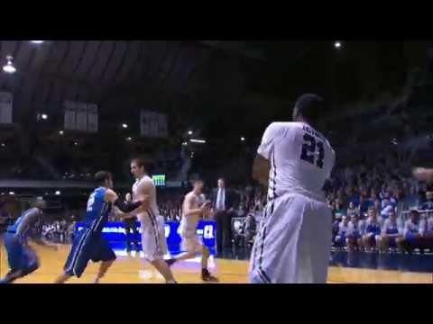 Butler Men's Basketball Highlights vs. Creighton