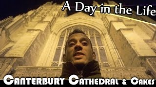 Canterbury United Kingdom  city photos gallery : CATHEDRAL & CAKES IN CANTERBURY - UK DAILY VLOG (ADITL EP143)