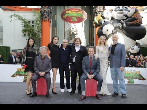 Kung Fu Panda 3 World Premiere Red Carpet