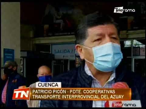 Transportistas solicitan la reactivación del servicio interprovincial e intercantonal