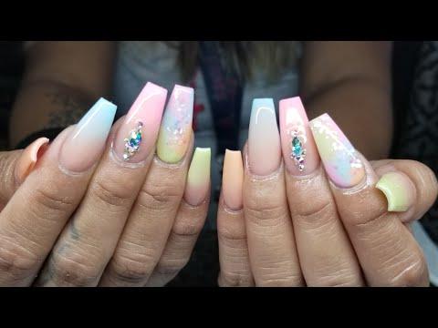 Videos de uñas - Uñas Acrilicas de Moda paso a paso