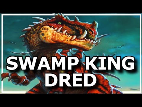 Hearthstone - Best of Swamp King Dred