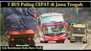 Video 7 PO BUS Terkenal Cepat di Jawa Tengah MP3, 3GP, MP4, WEBM, AVI, FLV Juni 2018