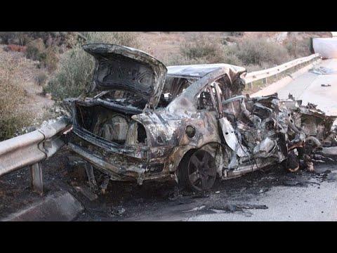 Καβάλα: Δυστύχημα στην Εγνατία – Απανθρακώθηκαν τρεις άνθρωποι…