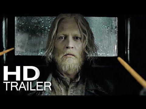 ANIMAIS FANTÁSTICOS: OS CRIMES DE GRINDELWALD | Trailer (2018) Legendado HD