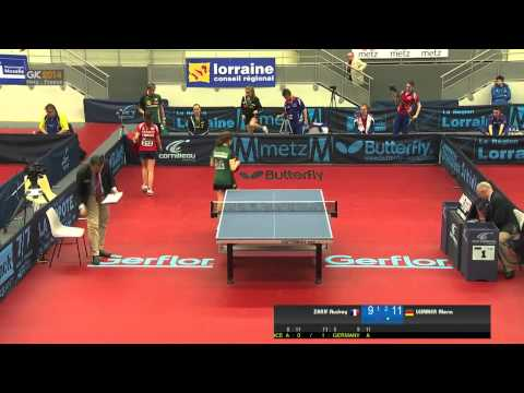 2014 French Junior & Cadet Open - Junior Girls Team Final
