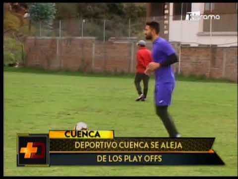 Deportivo Cuenca se aleja de los play offs