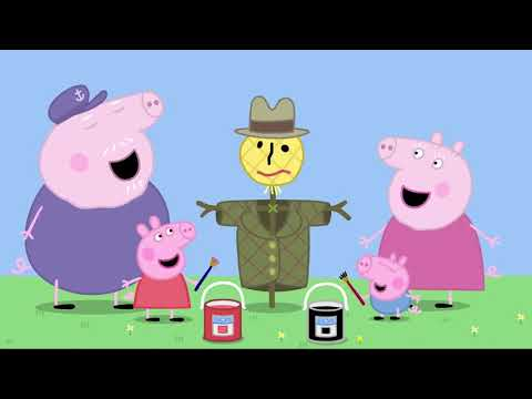 Peppa Pig Episodes  Peppa and the Animals!  Cartoons for Children