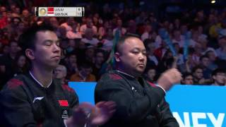 Video Yonex All England Open 2017 | Badminton F M4-MD | Li/Liu vs Gid/Suk MP3, 3GP, MP4, WEBM, AVI, FLV September 2018