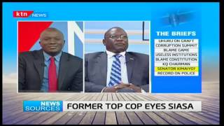 News Sources: President's outrage on graft(Part 2), 18/10/2016