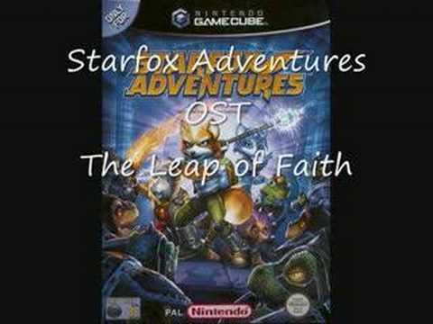 Starfox Adventures OST - The Leap of Faith