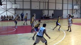 Liga Deportiva Mixta de Basquetball de Lima (LBL) - Primera División Varones -  1ra. Rueda - 6ta. Fecha -