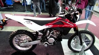10. 2013 Husqvarna TE310R - Walkaround - 2013 Quebec City Motorcycle Show
