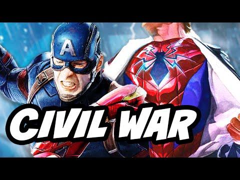 Agents Of SHIELD Season 3 Episode 20 Captain America Civil War Crossover Easter Eggs
