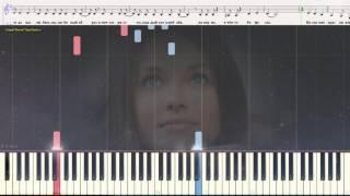 Я не Рафаэль - Ф.Киркоров (Ноты и Видеоурок для фортепиано) (piano cover)