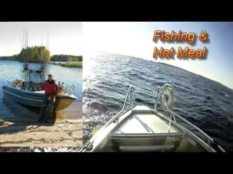 Fishing Charters on Lake Saimaa