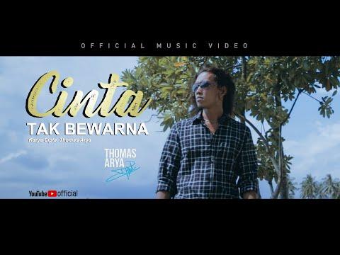 THOMAS ARYA - CINTA TAK BEWARNA (Official Musik Video) SLOW ROCK TERBARU 2020