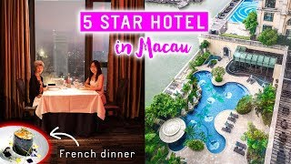 Video 5-STAR HOTEL in Macau ♦ LAS VEGAS of China MP3, 3GP, MP4, WEBM, AVI, FLV April 2019