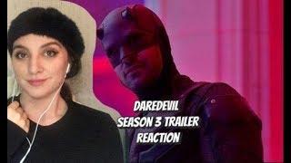 Daredevil Season 3 Trailer Reaction