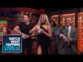 Stassi Schroeder And Josh Henderson Play Beer Dong With Models! | Vanderpump Rules | WWHL