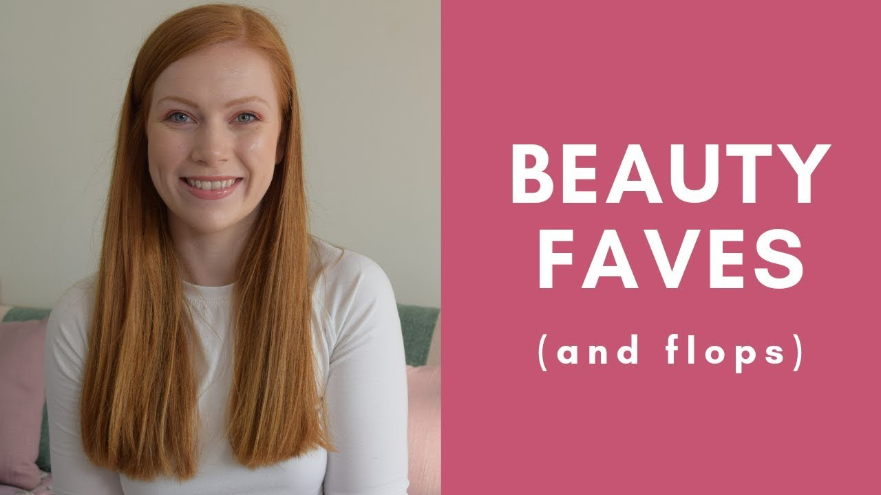 Current Beauty Favourites (and a few flops)! | Simply Redhead