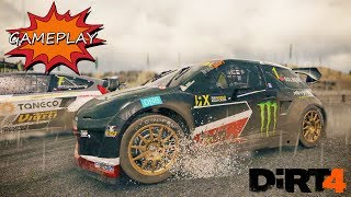 Dirt 4 singleplayer and multiplayer gameplay - The pinnacle of rally games