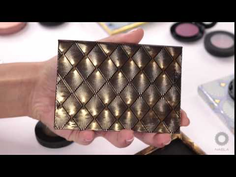 Nabla Nabla Goldust Collection Liberty Six Palette Deco