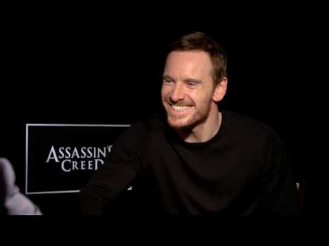"""Michael Fassbender describes working with Marion Cotillard: """"sublime"""""""