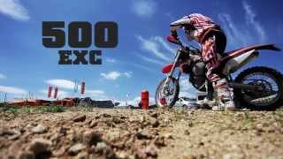 3. 2014 KTM 500 EXC