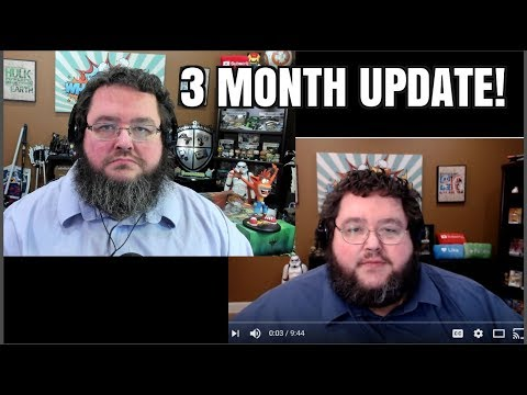 3 Month Surgery Update - Gastric Bypass RNY weight loss surgery