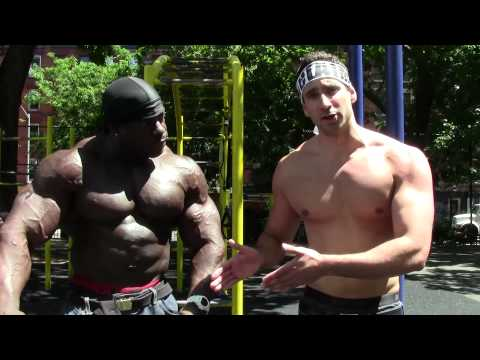 muscle - Bro Science #22: Dom hits the streets with Kali Muscle. Facebook: http://www.facebook.com/BroScienceLife T-shirts: http://www.DomMerch.com Twitter: https://t...