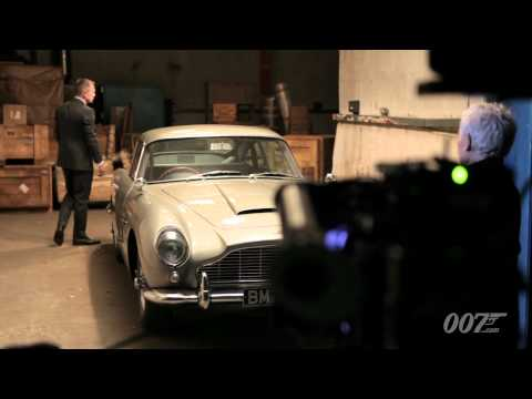 James Bond 007 - SKYFALL Costume Videoblog