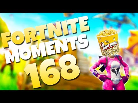 Reddit wtf - HAVE YOU SEEN THE GIANT POPCORN SKIN!? (NEW EMOTE GLITCH!)  Fortnite Daily & Funny Moments Ep. 168