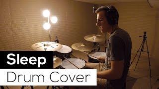 Sleep - Drum Cover - Royal Blood
