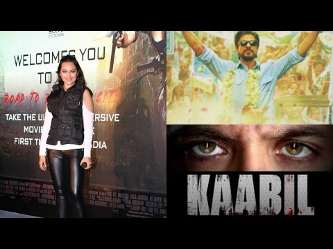 Sonakshi Sinha Talks About Raees VS Kaabil Clash