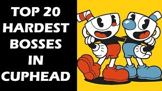 Video Top 20 Most Difficult Cuphead Bosses That Totally 'Walloped' You MP3, 3GP, MP4, WEBM, AVI, FLV Juli 2018