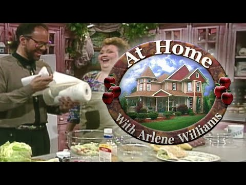 At Home With Arlene Williams - Making Steak With Tom Green