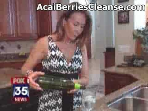 [Acai Berry] Oprah's Superfood #1 (Cleanse Diet Weigth Loss)