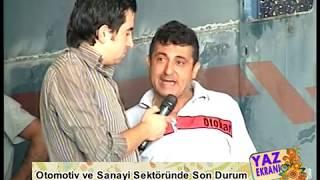 Öztamgüç Otomotiv Art Tv Yaz Ekranı Programı 20.09.2011