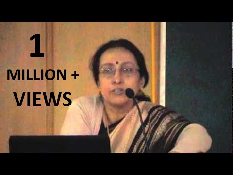 Prof.Sumita Roy at IITK-'Workshop on Leadership and Soft Skills- Part 2'