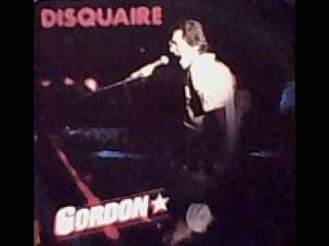 GORDON - DISQUAIRE