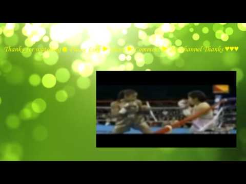 Laila Ali Record Boxing Videos