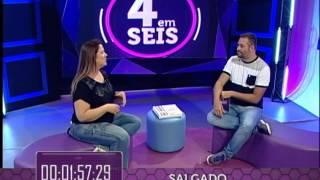 Entrevista exibida no programa 553 do dia 09/03/2016