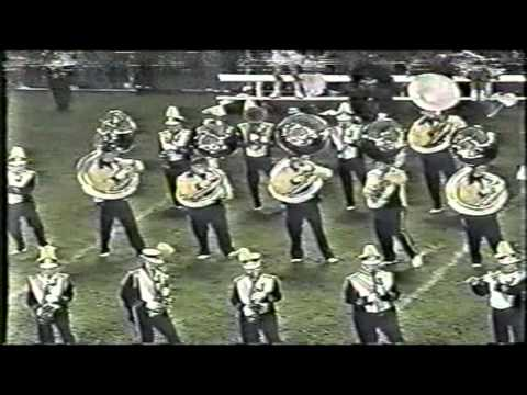 1997 Jackson High School Marching Band
